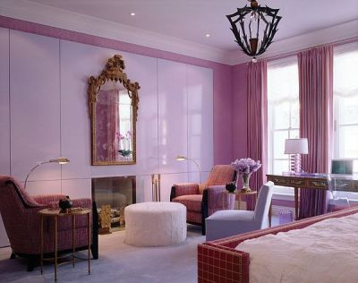 Purple interior design ideas for your inspiration