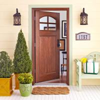 Four Inspiring Front Entry Ideas