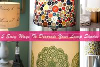 how to decorate a lampshade | Billingsblessingbags.org