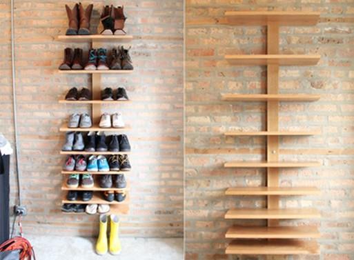 Practical Cantilever Shelf By Seth Ellsworth