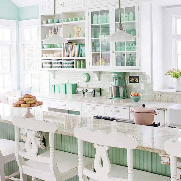 Charming Ideas Cottage Style Kitchen Design. View In Gallery