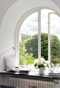 6 Ways To Decorate & Dress Your Window Sills