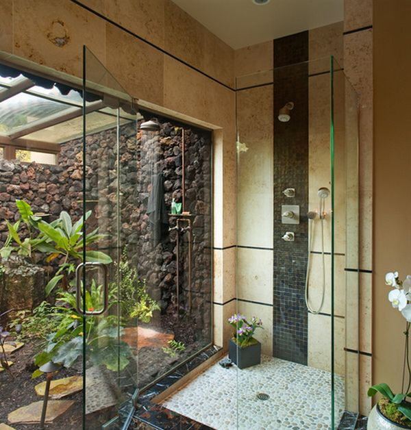 10 Walk-In Shower Design Ideas That Can Put Your Bathroom Over The Top - small bathroom ideas with shower