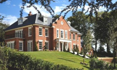 An impressive exclusive country home in Berkshire, England
