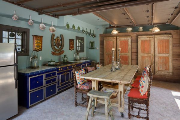 How To Make Over Your Kitchen In A Hot Mexican Style - mexican kitchen design