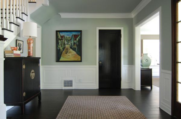 Dark Hardwood Floors An Elegant And Strong Choice For Any