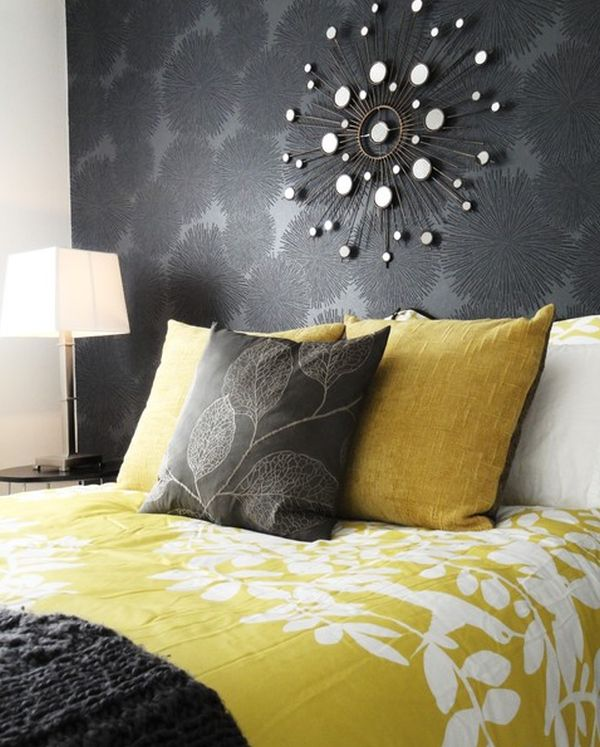 A Trendy Color Combo Grey And Yellow Perfect For Both