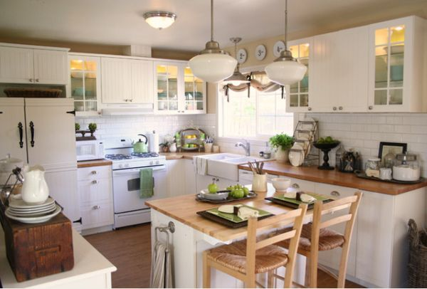 Small Kitchen Island Images 10 Small Kitchen Island Design Ideas: Practical Furniture
