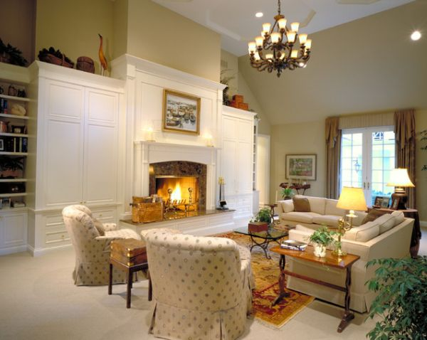 125 Living Room Design Ideas Focusing On Styles And Interior - traditional living room ideas