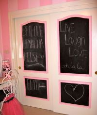 5 Ways To Decorate Your Closet Doors