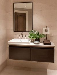 How To Take Advantage Of Floating Vanities To Make ...
