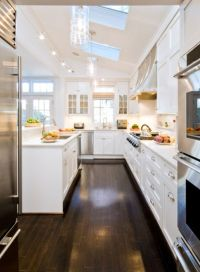 Long Kitchen | Joy Studio Design Gallery - Best Design