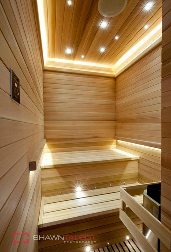 Moderne Sauna What You Need To Know About Home Saunas