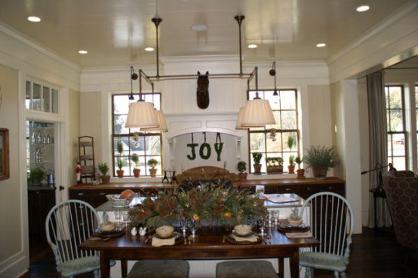 Holiday Season Style Ideas For Your Kitchen - christmas kitchen decor