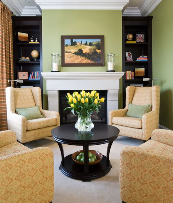 Effective Living Room Furniture Arrangements - small living room chairs