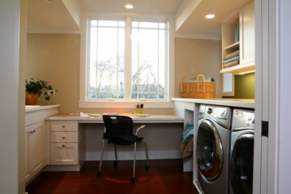 High Efficiency High Style Laundry Rooms