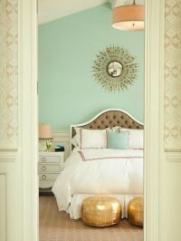 Decorating A Mint Green Bedroom: Ideas & Inspiration
