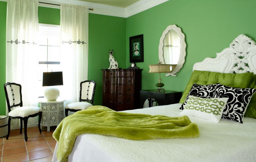 Decorating A Mint Green Bedroom Ideas  Inspiration - green photo frame