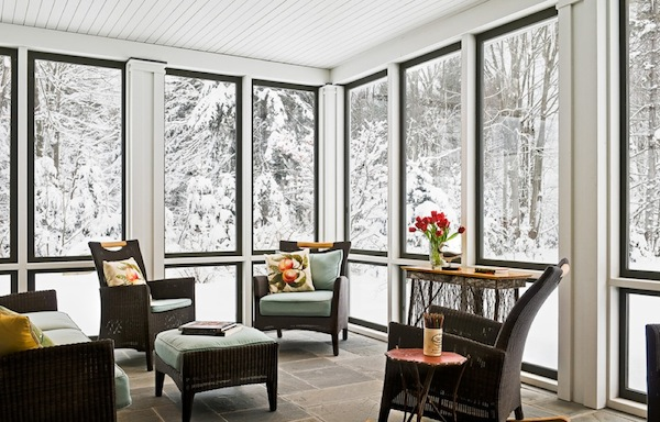 How To Make The Most Of Enjoy Your Small Winter Patio