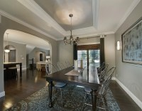 Creating the Illusion of Space with Ceiling Color