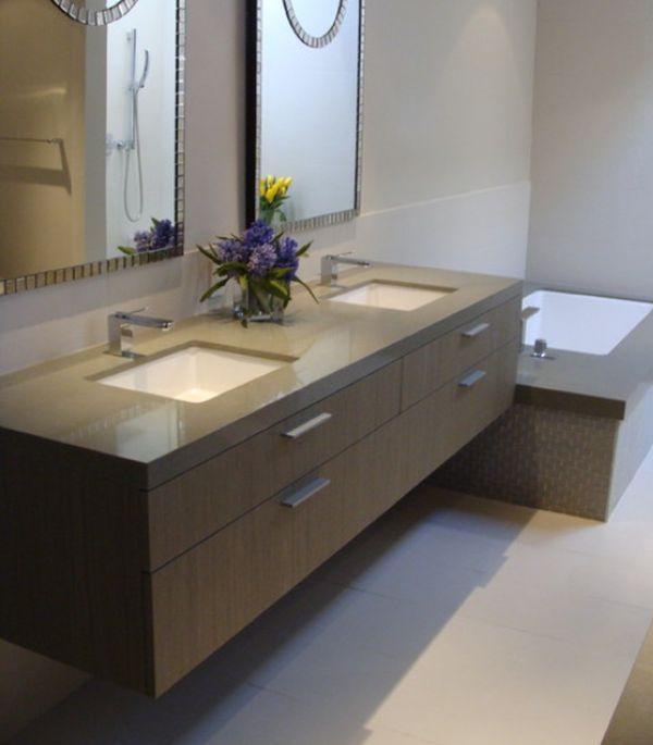 Undermount Bathroom Sink Design Ideas We Love - small bathroom sink ideas