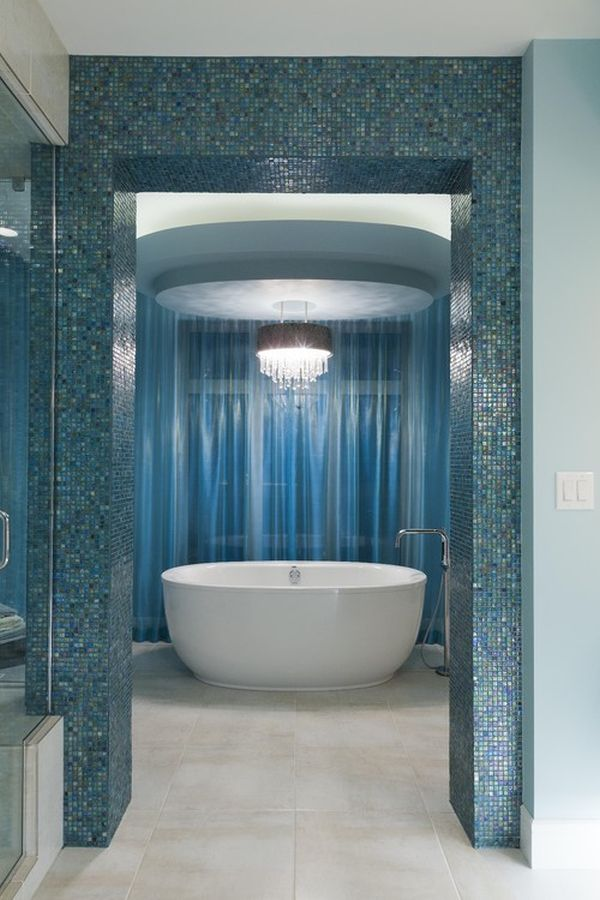 Serene Blue Bathrooms Ideas \ Inspiration - blue bathroom ideas
