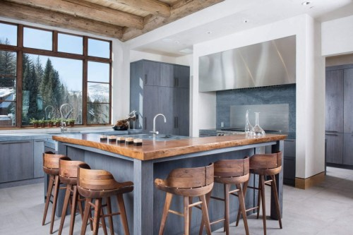 Medium Of Kitchen Island Design With Seating