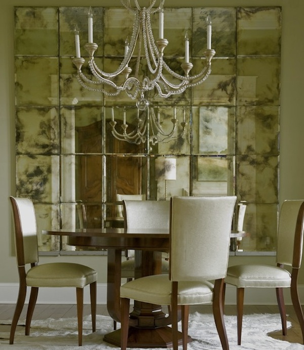 opening interiors dining room mirrors