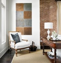 Incorporating Modern Art into a Traditional Space