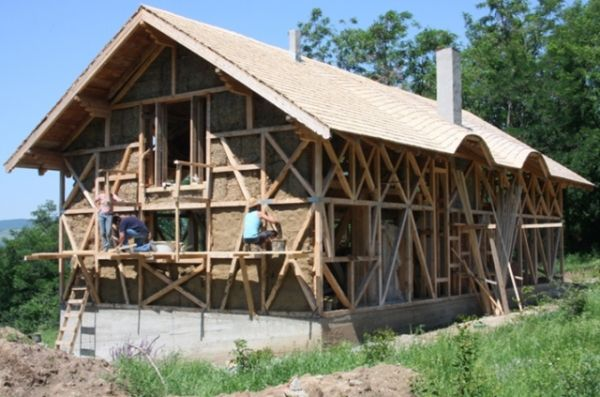 Strohhaus Kosten 10 Straw-bale Homes – An Eco-friendly Alternative To Explore