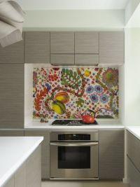 Colorful Kitchen Backsplash Ideas For An Eye