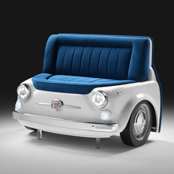 Car Möbel Auto-inspired Furniture For Car Lovers
