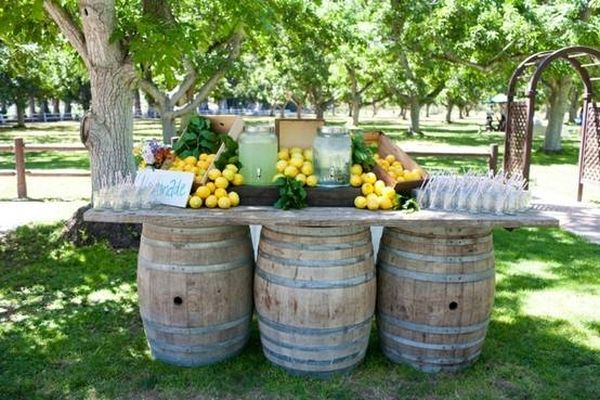 19 Interesting Ways Of Using Wine Barrels In Home Decor