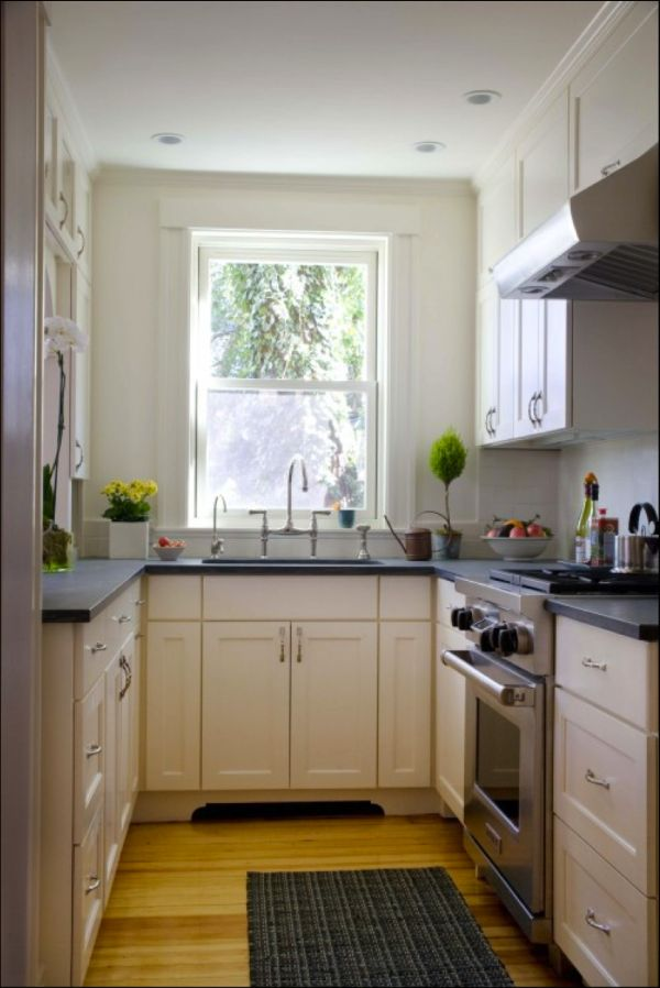 27 Space-Saving Design Ideas For Small Kitchens - kitchen designs for small spaces