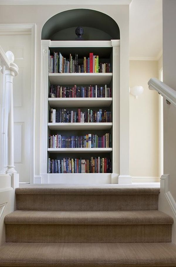 Use Books As Art With These Bookcase Decor Ideas