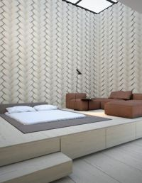 Sunken beds a more unusual and modern alternative for the ...