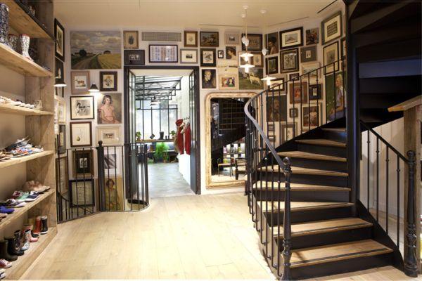 19 Stylish Retail Design Stores Interiors Around The World - home design store