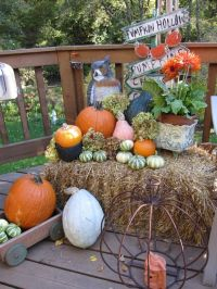 12 Fall Dcor Ideas For And From The Garden