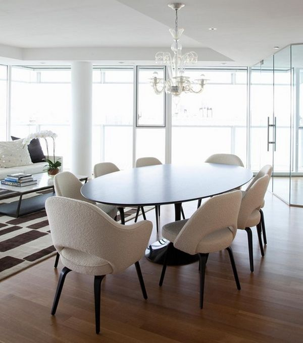 Saarinen Round Dining Chair How to Choose the Right Dining Room Chairs