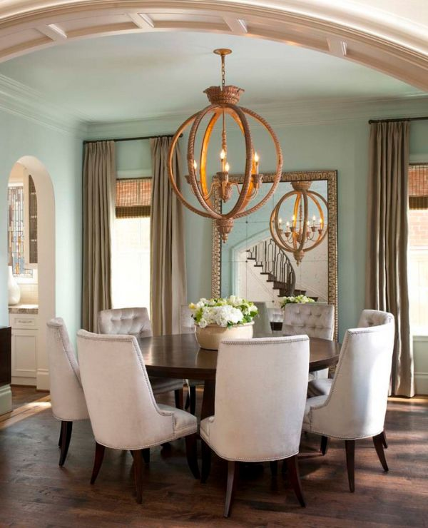 10 Tips on How to Arrange Your Furniture - living spaces dining room sets