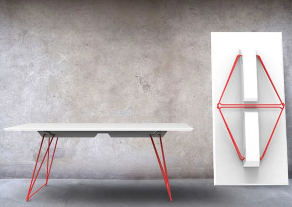 10 Folding Furniture Designs Great Space Savers And