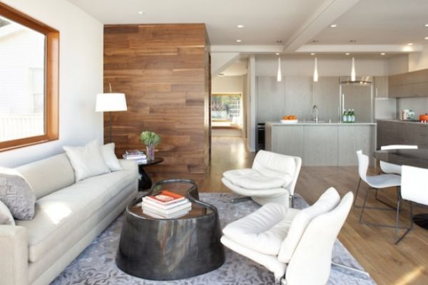 Choose Wood Accent Walls For A Warm And Eye-Catching Décor - wood wall living room