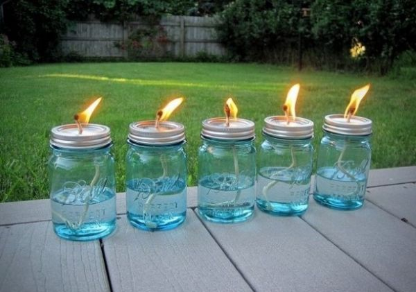 Lamparas Colgantes Recicladas Get Crafty And Make Some Unique Candle Holders – 50 Ideas