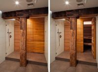 17 Sauna And Steam Shower Designs To Improve Your Home And ...