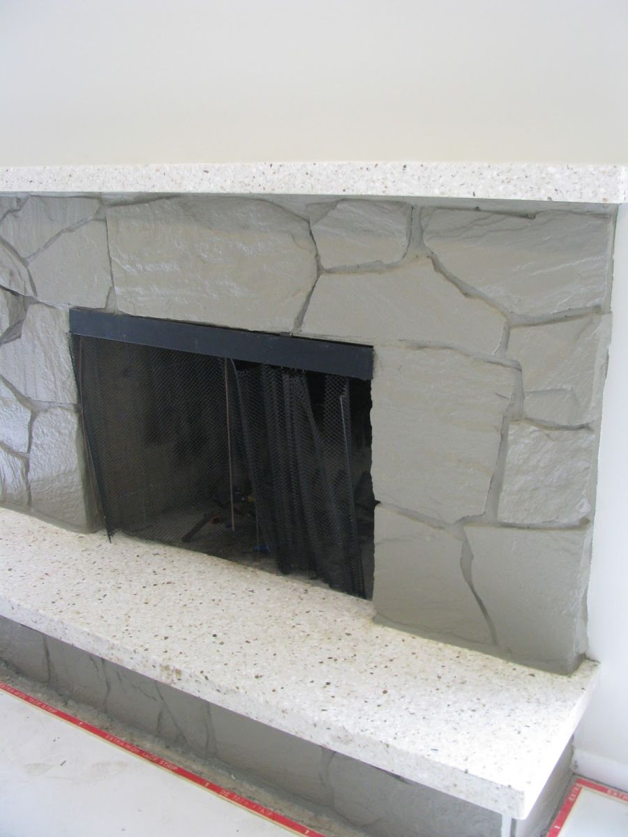 Painting An Old Fireplace 34 Beautiful Stone Fireplaces That Rock
