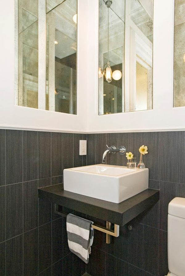Sink Designs Suitable For Small Bathrooms - small bathroom sink ideas