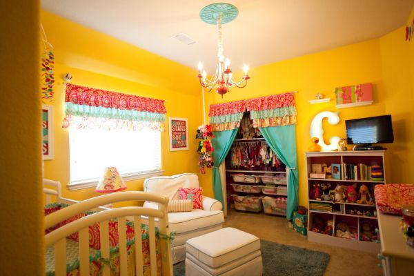 Wallpaper Ideas For Baby Girl Nursery Bring Up Baby In Style From Day One 30 Lovely Girl