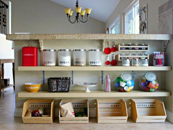 love idea pantry works simple diy kitchen organizing storage ideas decozilla
