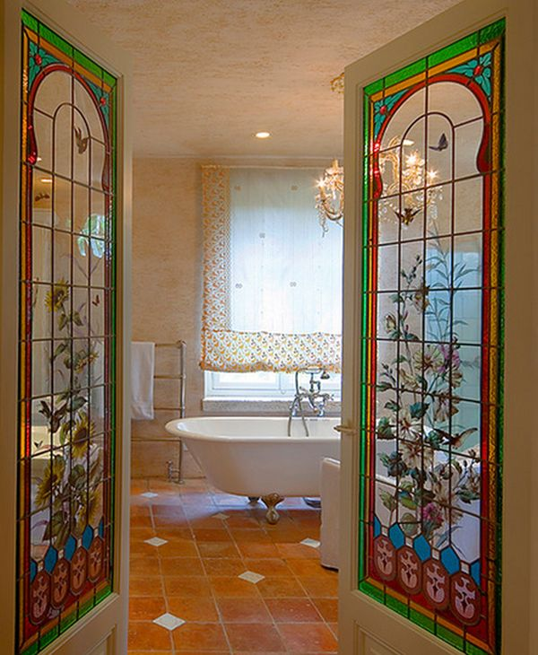 Add Color And Style To Your Home With Stained Glass
