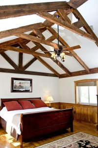 How to Incorporate Ceiling Beams into your Style